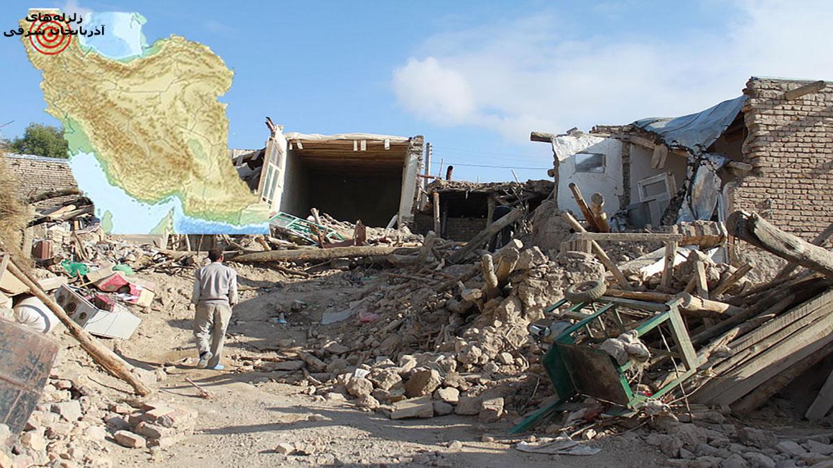 زمینلرزههای ۱۳۹۱ آذربایجان شرقی