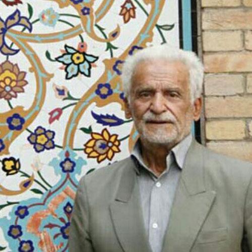 تصویری از اصغر کاشیتراش اصفهانی