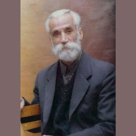 تصویری از سید احمد حسینی
