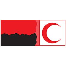 لوگوی جمعیت هلال احمر جمهوری اسلامی ایران