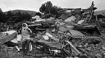خسارات جانی و مالی زلزله رودبار سال 1369